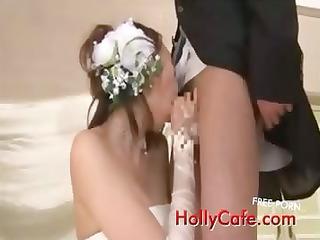 mature brides drinking cum a matter of joke