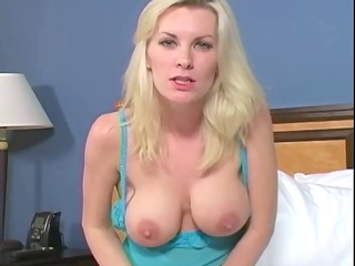 aunt brandi catches jacking off