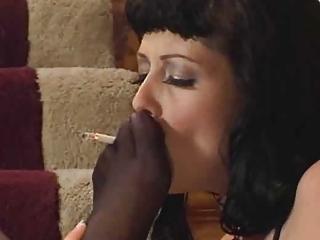 smoking sexy milf fetish fun