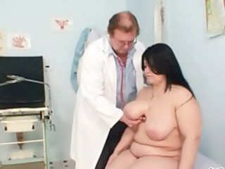 big tits bulky mommy rosana gyno doctor
