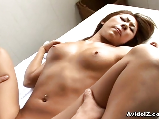 charming momose drilled with wild cumshot!