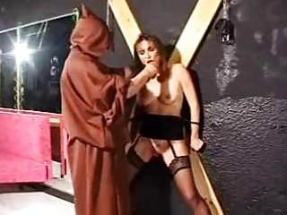 thraldom mature bondman in torture
