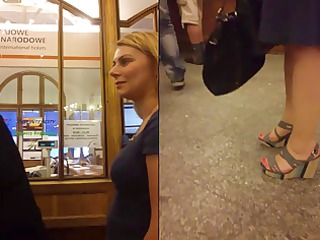 candid hot feet &; shoes collection