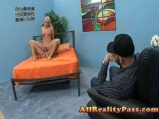 wifes beefy pussy gangbanged by pornstar cock