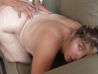 blond corpulent d like to fuck acquires her