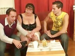 funny men group-sex aged fatt...