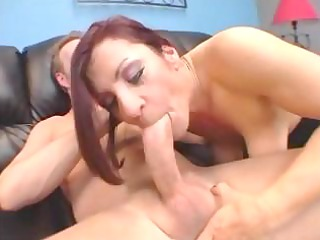 redheaded granny proves shes got what it is takes