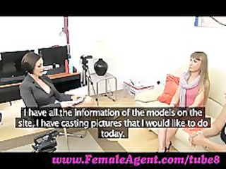 femaleagent. sex roulette