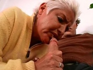 blonde german milf claudia likes it is hard