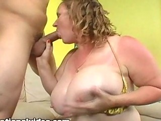 breasty mother i tit fucks college stud