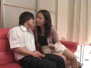 japanese mother son temptation 1