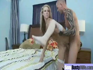 hawt busty milf acquires drilled on tape movie-20