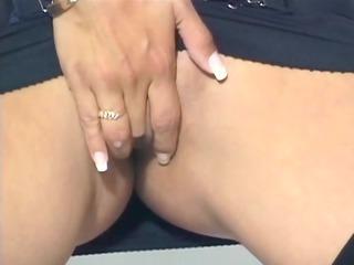 mother i masturbates in a corset