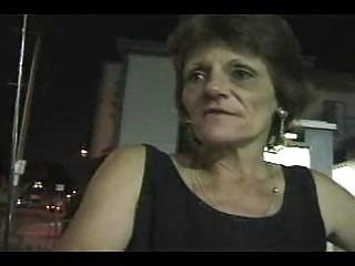 violent group-sex with a grannie