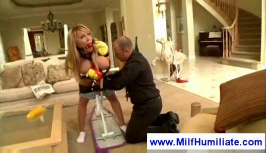 bound up mother i receives spanked