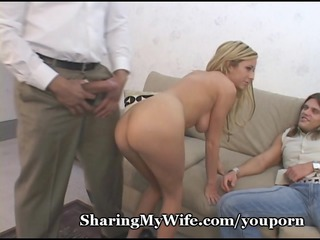super-sized cock splits taut wife