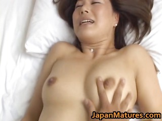 horny aged mio fujiki goes wild for part3
