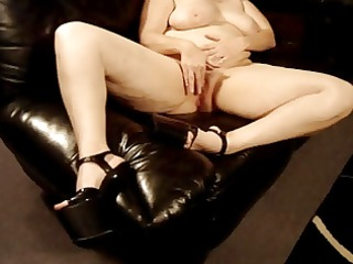 hotwife puts on show for hubby