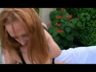 overweight redhead mother i julie simone is sexy