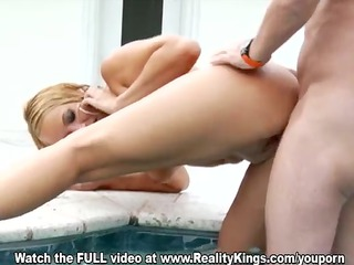 melanie monroe getting the milf hunter treatment