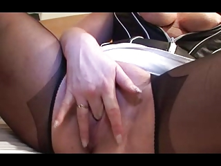 older d like to fuck in open pantyhose toys and