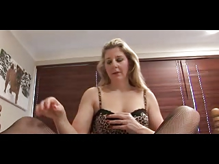 golden-haired d like to fuck in stockings