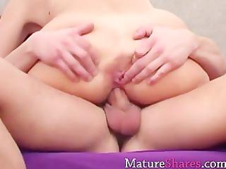a valuable mature fuck flick