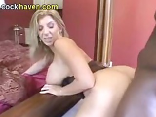 milf sara jay drilled by black dick