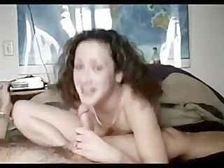 my wife riding on my dick