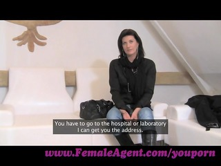 femaleagent. birth of a d like to fuck agent