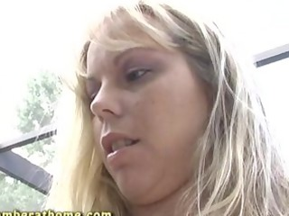 amber grilling and fucking
