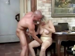 nylons granny bonks
