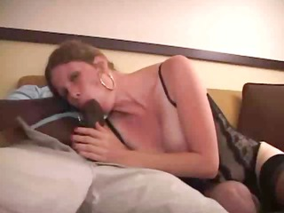 amateur wife with first darksome man - free sex