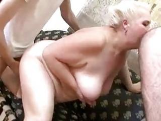 mature servicing youthful cocks