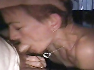 non-professional mature wife deepthroat