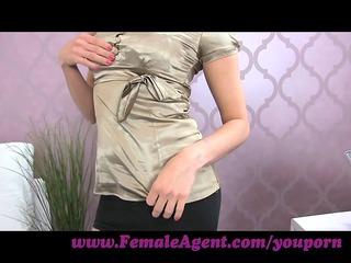 femaleagent. man in endurance fail