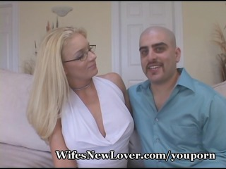 milf fucks another to be pleased