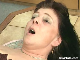 black hair mature big beautiful woman slut gets