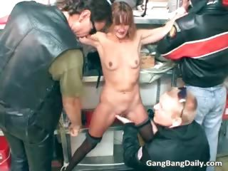 old milf is getting destroyed part3