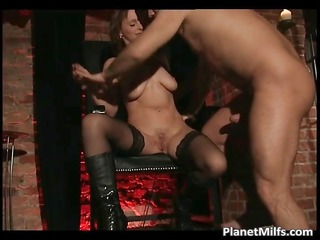 older pair enjoy in sexy and naughty sex