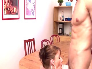 outstanding hawt mother id like to fuck drilled