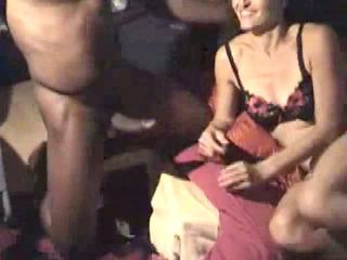 swinger wife acquire hard penetration by dark man