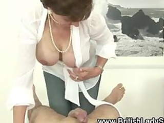 stylish lady cook jerking and russian
