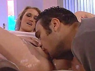 d like to fuck chick acquires her cum-hole licked