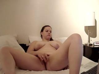 ex wife misty masturbating
