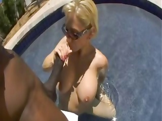 kacey grant is a chick mother i with a huge set