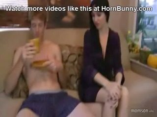 mama and son fuck in the morning - hornbunny.com