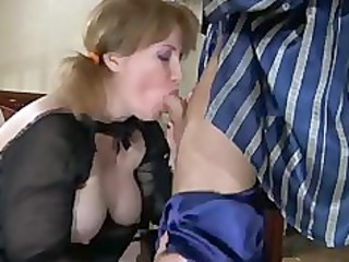 young guy likes to fuck aged arse