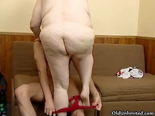 nasty older slut rides an hard pecker part3