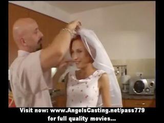 non-professional fantastic redhead hot wife